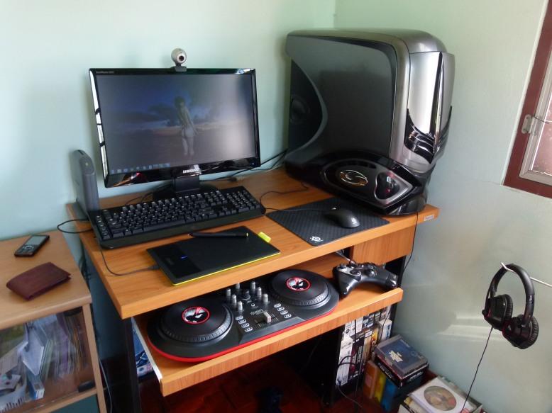 my workspace 01